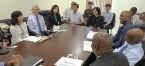 Taiwan St.Kitts cooperation